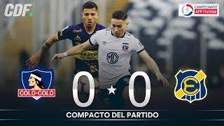 Colo Colo 0 - 0 Everton | Campeonato AFP PlanVital 2019 Segunda Fase | Fecha 1 | CDF