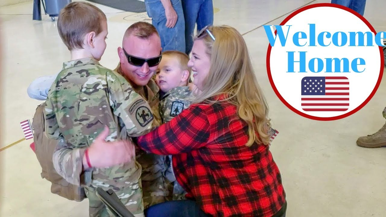 itun soldier homecoming heartwarming - 1280×720