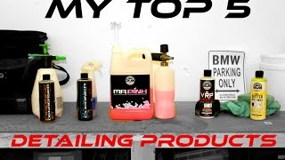Jay Leno's Garage Detailing Product Review