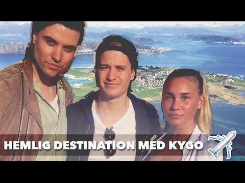 Destination Cloud Nine med Kygo & Nellie | Vlogg