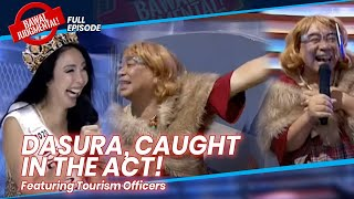 Dasura, Caught In The Act! (ft. Tourism Officers w/ Giselle Sanchez) | Bawal Judgmental | 1/12/21