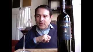 Domaine Skouras Grand Cuvée Nemea - '07 - 92 Points - James Melendez