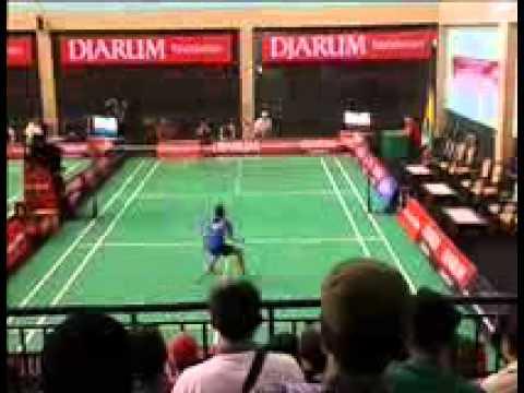 Fitriani vs Elisabeth Purwaningtyas Sirnas Jakarta 2014 Part I