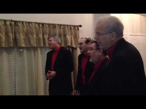 Singing Valentine for Elaine Gates