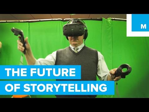 The Evolution of VR Storytelling