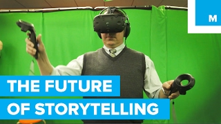 The Evolution of VR Storytelling
