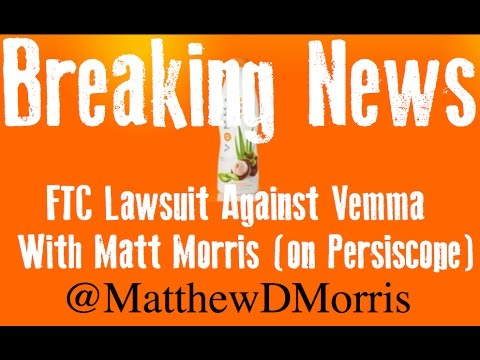 Special Edition - FTC Lawsuit Against VEMMA