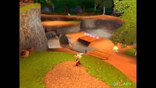 Asterix & Obelix XXL - Gameplay Gamecube HD 720P (Dolphin GC/Wii Emulator)