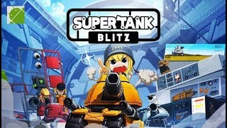 Super Tank Blitz - Android Gameplay FHD