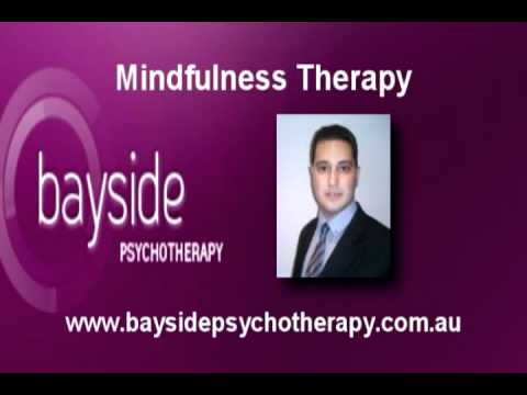 Bayside Psychotherapy on Mindfulness Therapy