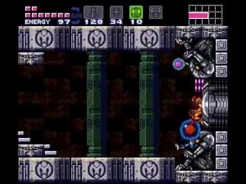 TAS Super Metroid Zero Mission SNES in 87:18 by Hoandjzj