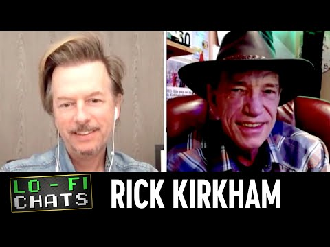 "Rick Kirkham Shares What Was Left Out of ""Tiger King"" - Lights Out Lo-Fi Chats (April 1, 2020)"