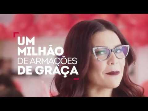 f316f60ba373e Campanha Aniversário Óticas Diniz com Fernanda Souza - YouTube