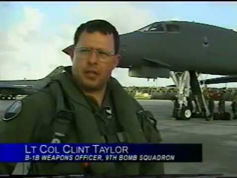 """""""Bombers 'R' Us"""" - Andersen AFB, Guam Promotional Video"""