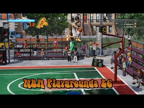 NBA Playgrounds Episode 6 - Dueling Goberts & Stacking Horfords