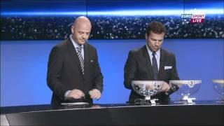 UEFA Champions League 11/12 in Monaco - Auslosung der Gruppenphase [Teil 3/3]
