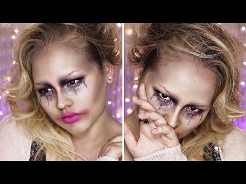 Diva Gone Mad ⋆ Halloween Makeup Tutorial