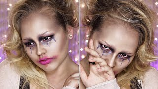 Diva Gone Mad ⋆ Halloween Makeup Tutorial