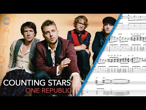 Violin - Counting Stars - OneRepublic - Sheet Music, Chords, & Vocals