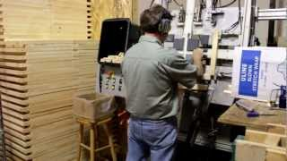 Wood Window Sash Manufacturing Process - Barns, Storage Sheds, Sheds Or Stables