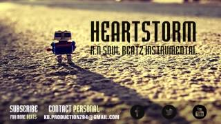 "R&B Harp Love Song Instrumental Beat ""HeartStorm"" 2014"