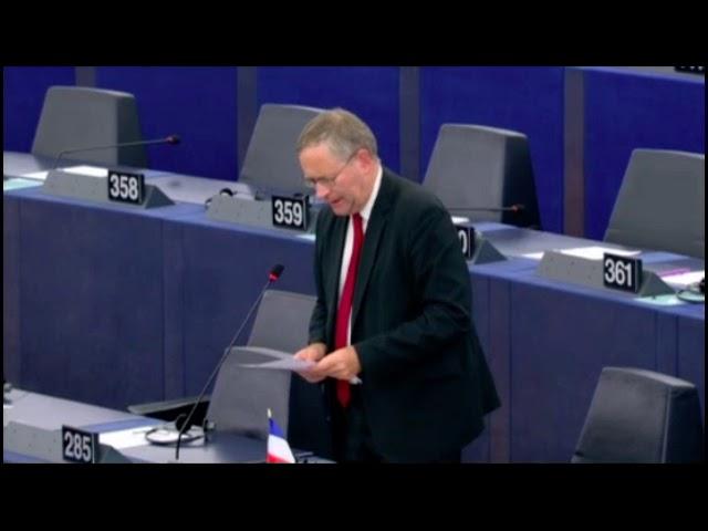 Gilles Lebreton sur la situation en Libye