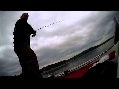 Fishing Saratoga Lake