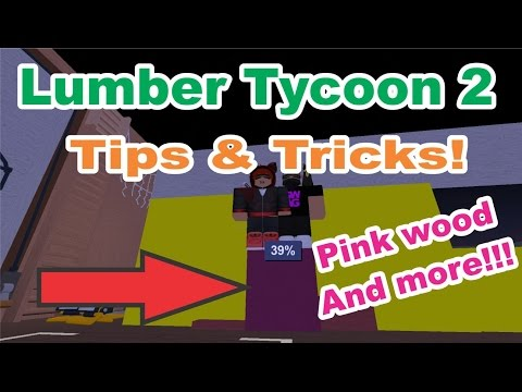 5 Lumber Tycoon 2 - Tips And Tricks! (Roblox)