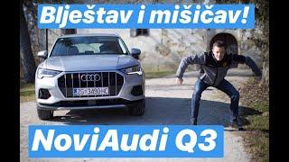 Blještav i mišičav! Novi Audi Q3 - testirao Juraj Šebalj