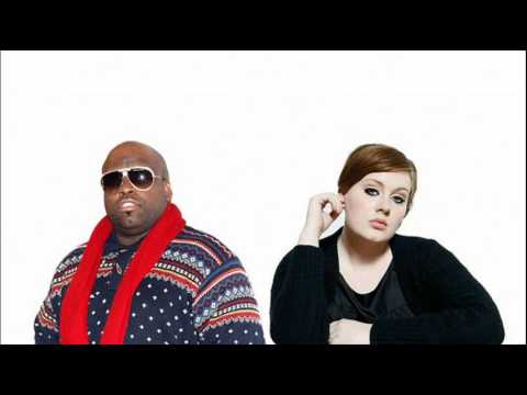 Adele vs. Cee Lo Green - Cry Baby Rolling In The Deep mp3