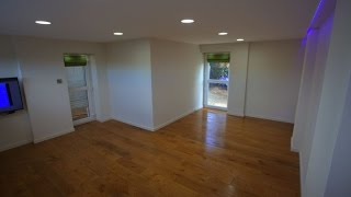How to carry out a Garage Conversion and create an extra room in your home