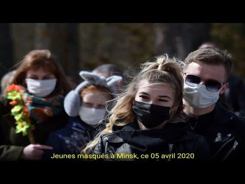 Coronavirus en Biélorussie: un pouvoir complètement inactif n'empêche pas l'inquiétude d'une par...