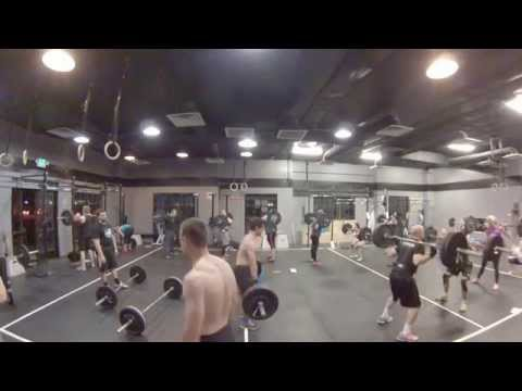 Crossfit WOD March 3, 2014 (Saratoga Springs Crossfit)