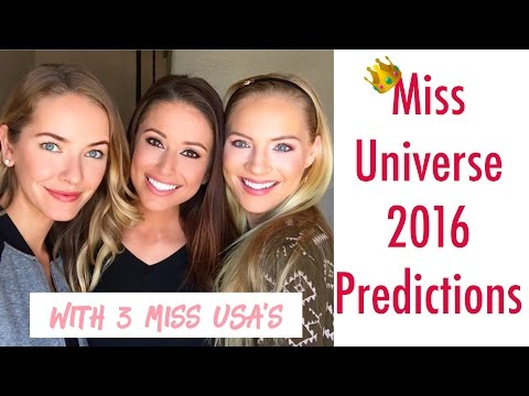 Miss Universe Secrets and Predictions | Part 1 | Chai Tea Tuesdays with Nia