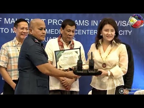 PRESIDENT DUTERTE LEADS LAUNCHING OF THE MALASAKIT PROGRAM iN CEBU (FULL SPEECH)
