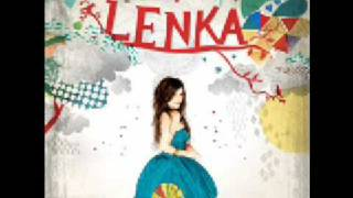 Lenka - Trouble is a Friend (with lyrics)