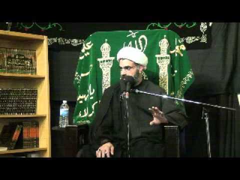 Ashura Majlis Night Two at Imam Ali masjid Ottawa
