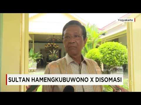 Sultan Hamengkubuwono X Disomasi Warganya