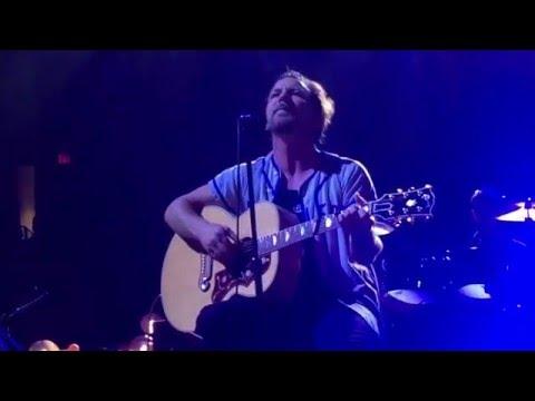 Pearl Jam April 11 2016 Imagine