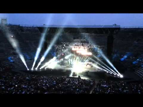 Jesus Christ Superstar - Live Arena di Verona - Gethsemane (I only want to say) - Ted Neeley