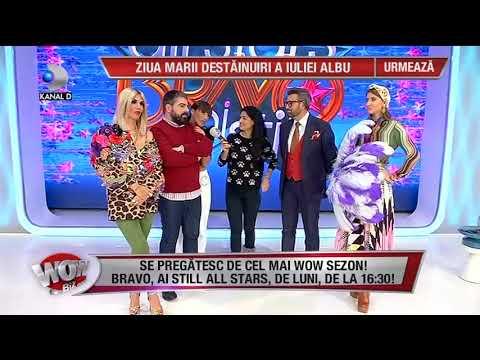 "WOWBIZ (18.01.2018) - Juratii ""Bravo, ai stil"" se pregatesc pentru cel mai WOW sezon! Partea IV"