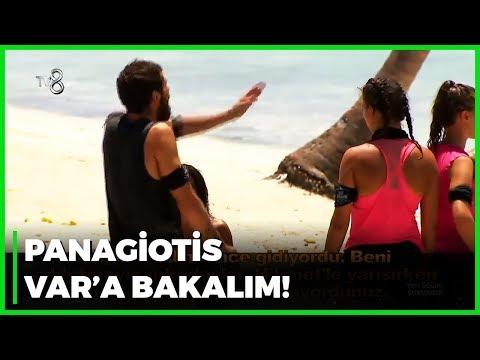 Panagiotis Çıldırdı! Hikmet Kural Hatası Mı Yaptı? - Survivor 48. Bölüm