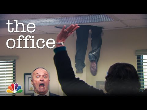 Dwight's Fire Drill - The Office