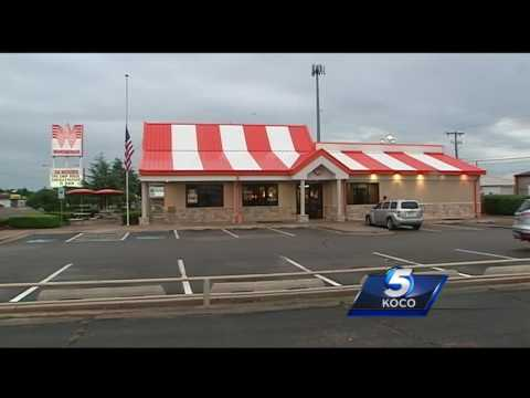 Man in custody, police search for 3 others in connection with Whataburger armed robbery