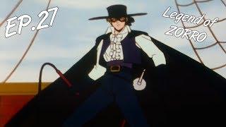 LADY BARBARA - The Legend of Zorro, ep. 27 - EN