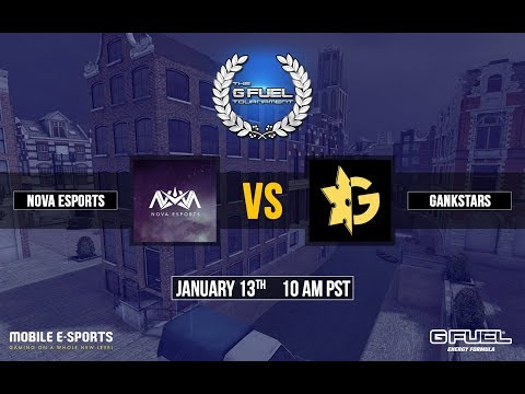 Critical Ops Tournament - NOVA Vs GANKSTARS - Championship Round!