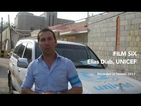 Film 6  Elias Diab, Unicef in Yemen