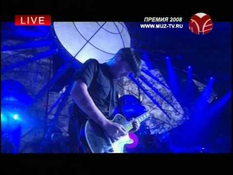 30 Seconds to Mars - Премия Муз-Тв 2008 [HD]