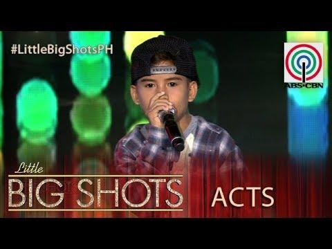 Little Big Shots Philippines: Sardius | 12-year-old Beatboxer