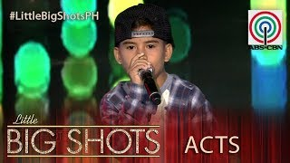 Little Big Shots Philippines: Sardius | 12-year-old Beatboxer